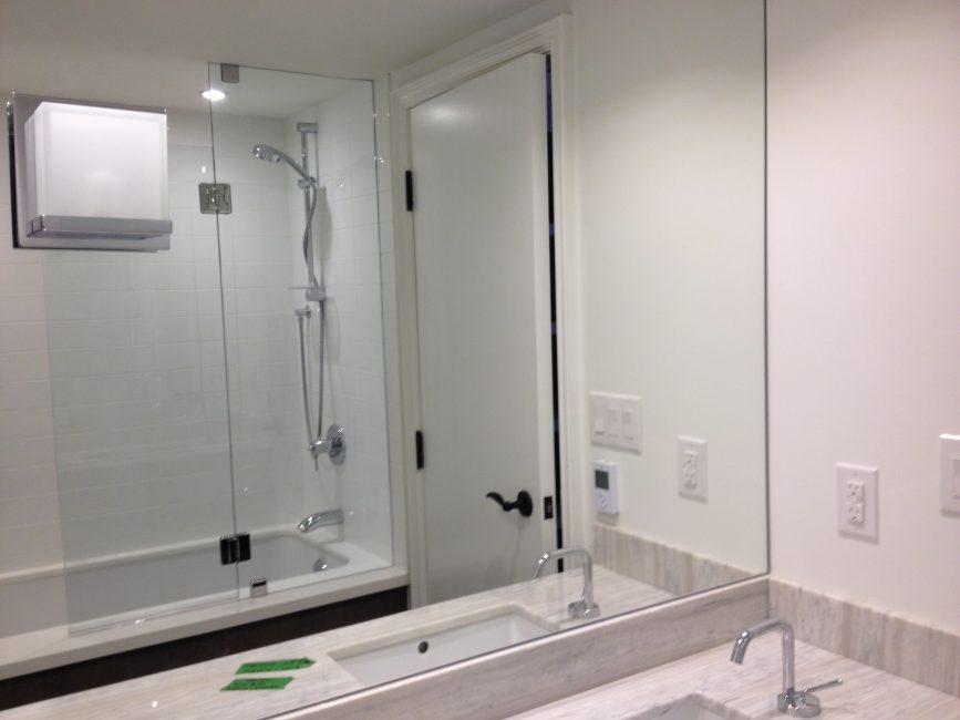 custom bathroom condo