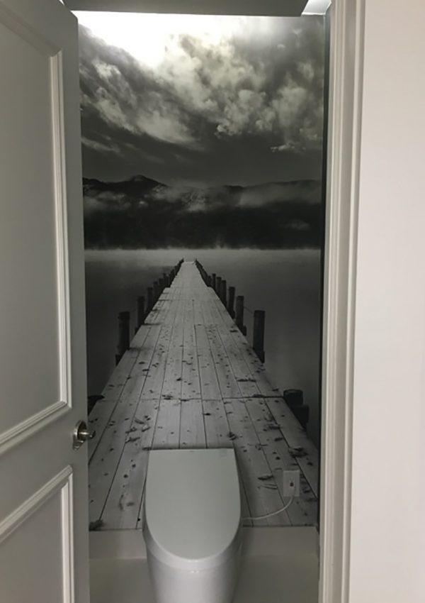 Infinity toilette