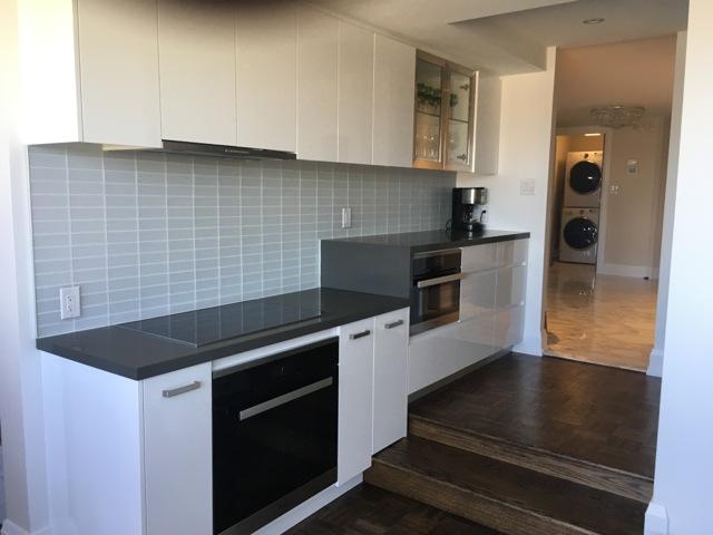 Modern White Kitchen ReDesign