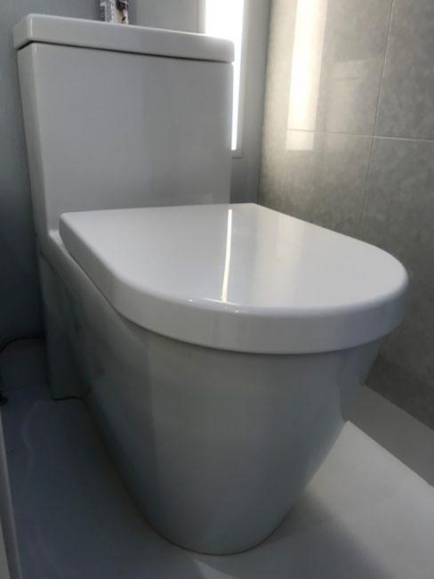Floating Toilet